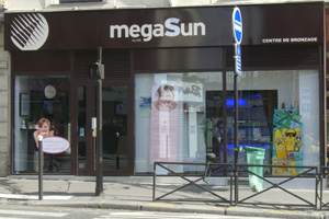 MEGASUN - 75012 PARIS