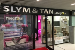 Slym & Tan by megaSun - 06400 CANNES